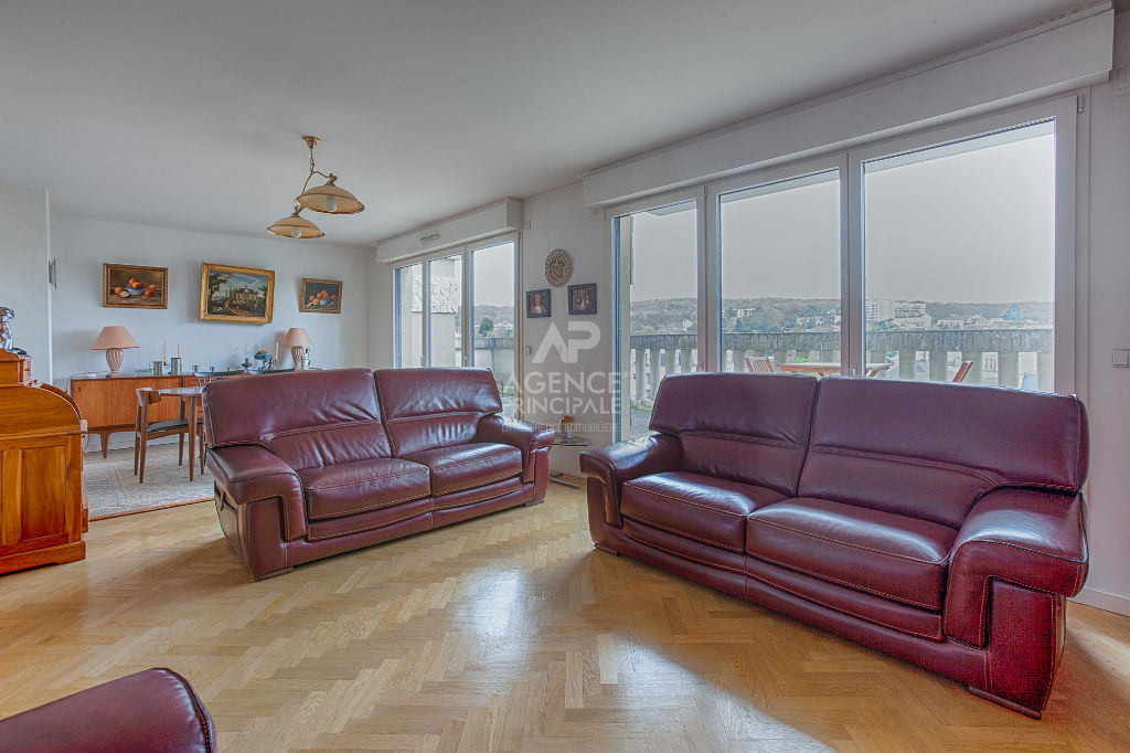 CHAVILLE CENTRE - APPARTEMENT FAMILIAL